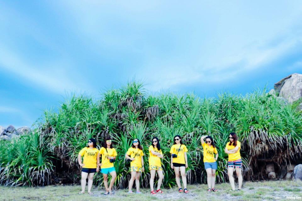 teambuiding cu lao xanh