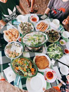 Du lịch Cù Lao Xanh