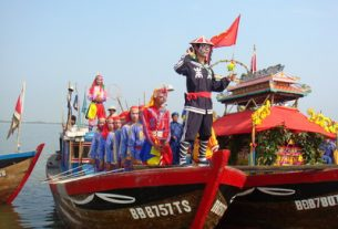 Tour Cù Lao Xanh