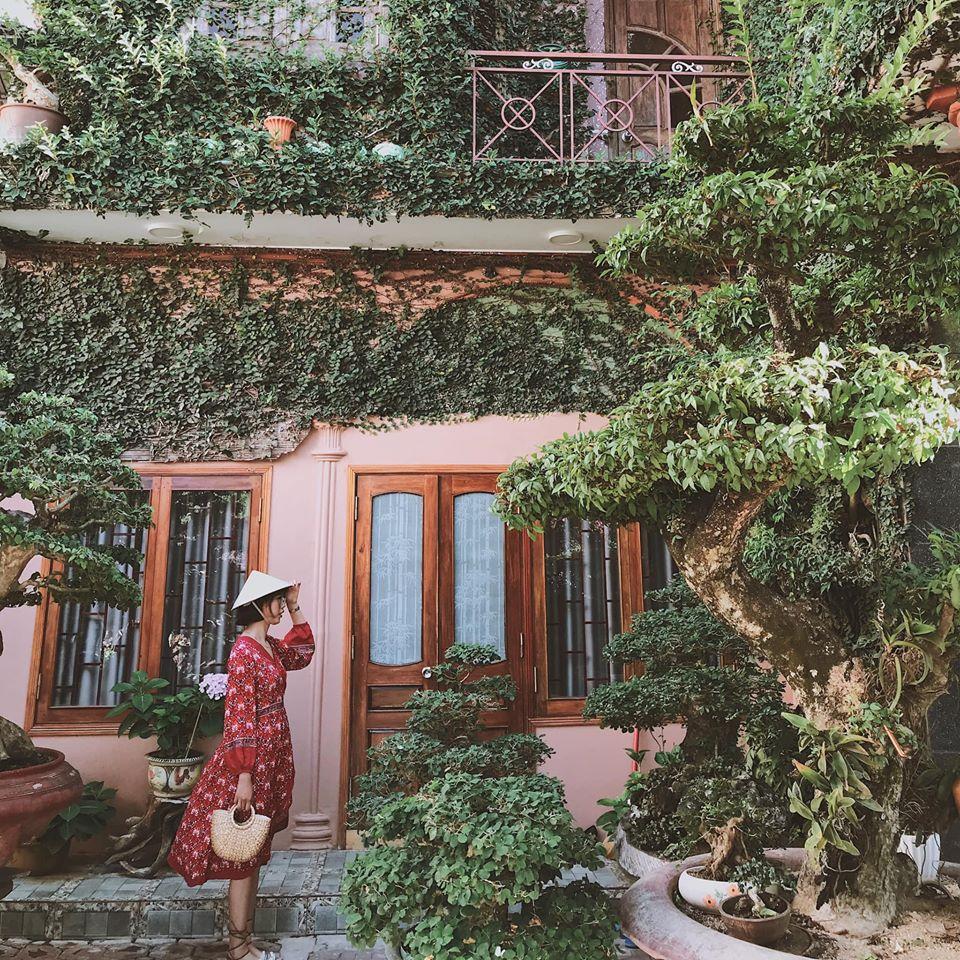 Du lịch Quy Nhơn check in homestay Ann's House siêu độc đáo