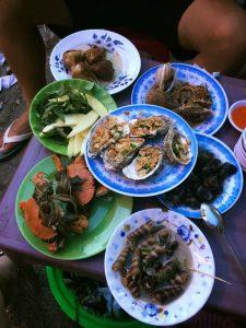 Du lịch Quy Nhơn - 20 ngàn cho một bữa cũng thấy đủ