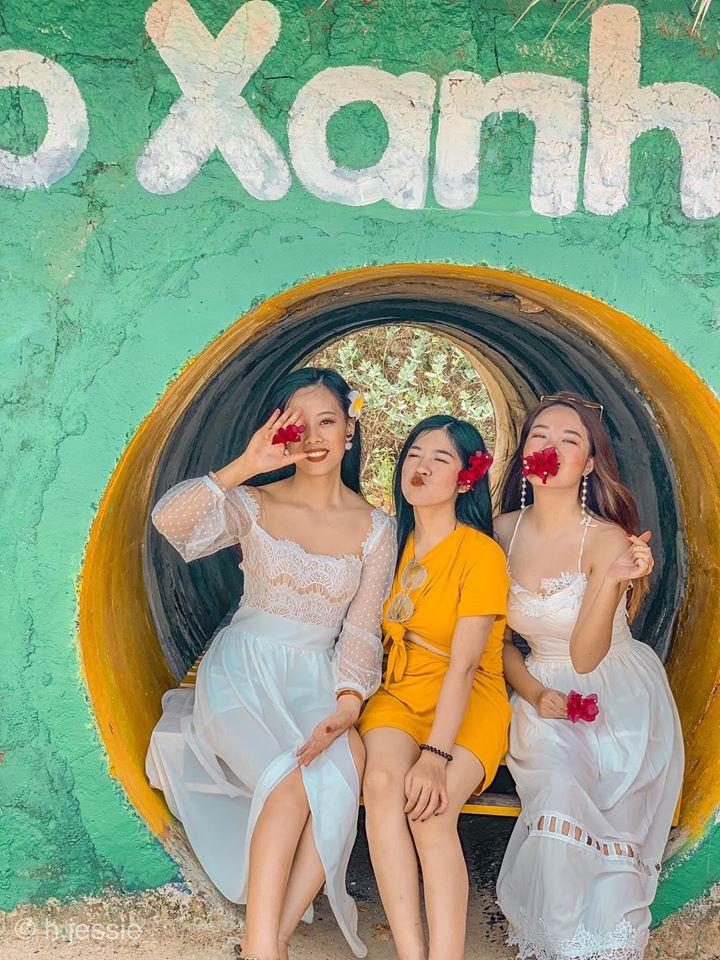 Review Cù Lao Xanh chi tiết - hòn đảo xinh đẹp cho ai yêu khám phá