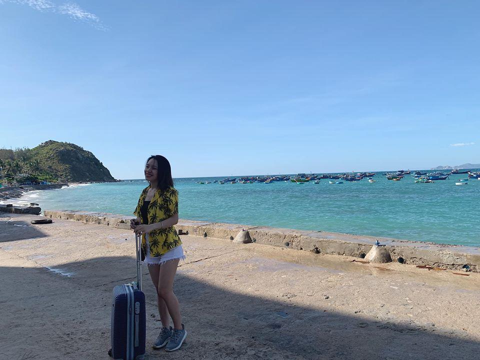 Review Cù Lao Xanh hòn đảo hoang sơ mang vẻ đẹp cực kỳ đáng yêu