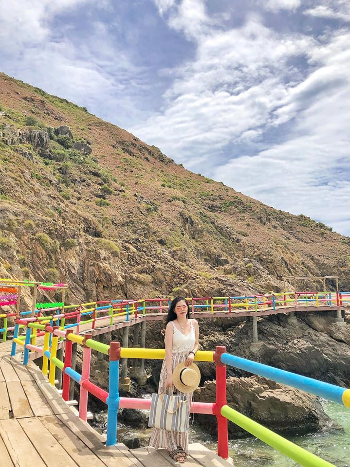 Review du lịch Quy Nhơn - Phú Yên từ cô gái xinh đẹp đến từ Hải Phòng