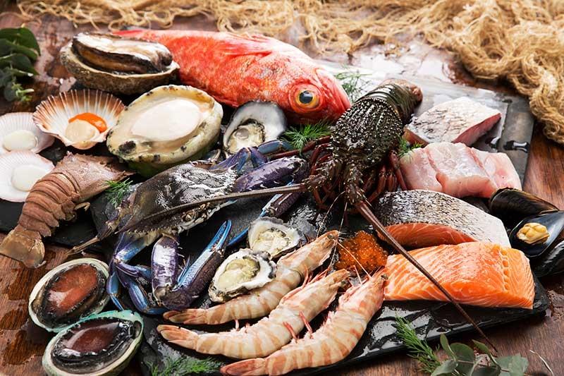 hải sản cù lao xanh