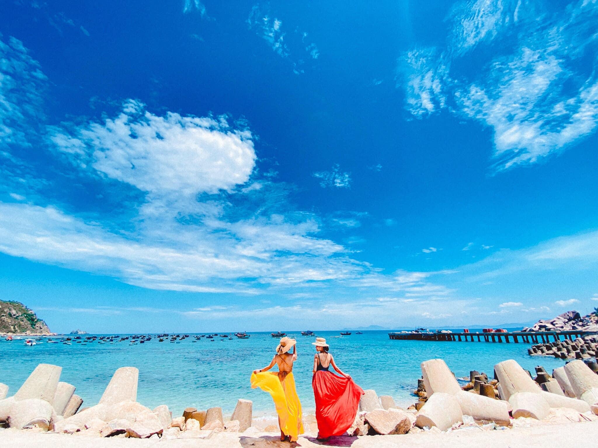đảo cù lao xanh