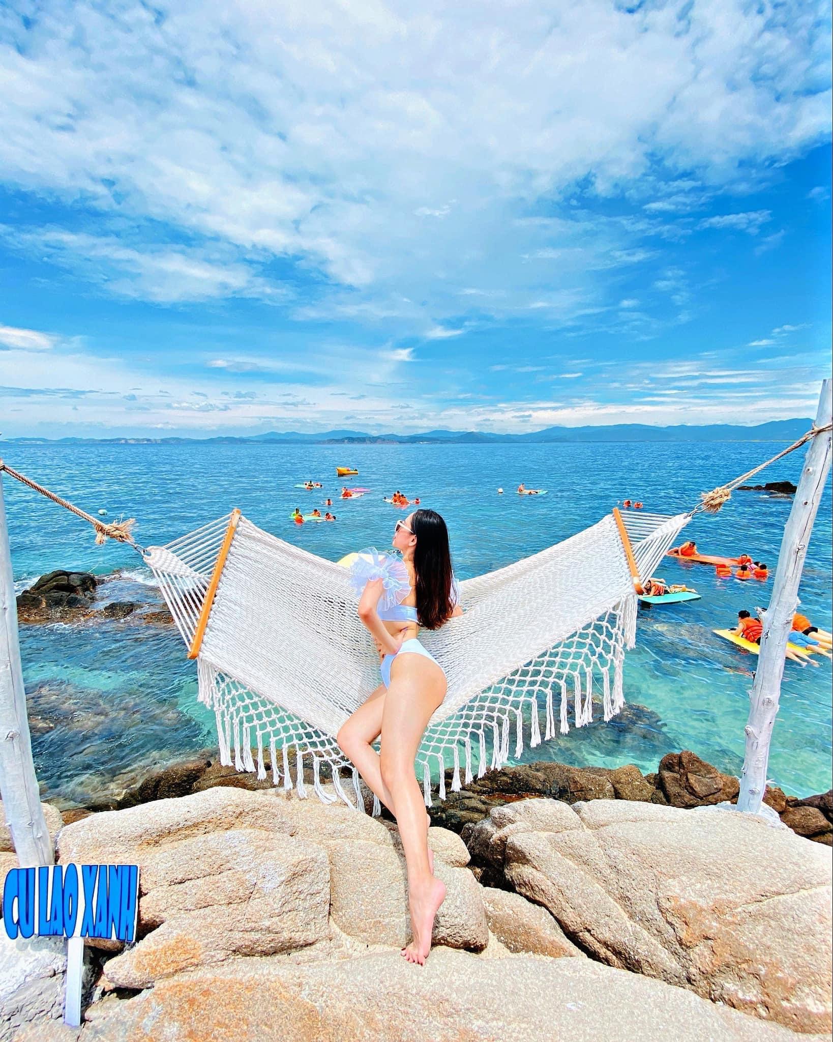 đảo du lịch cù lao xanh
