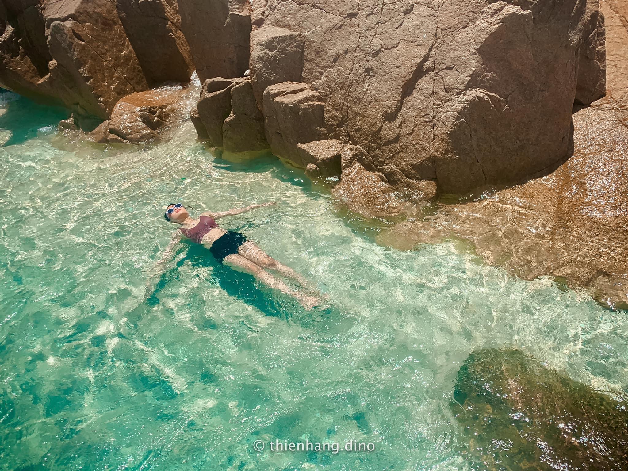 biển cù lao xanh quy nhơn