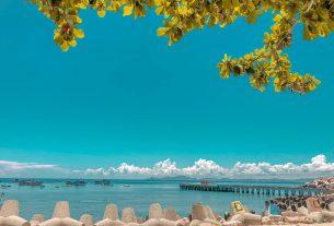 cầu cảng cù lao xanh